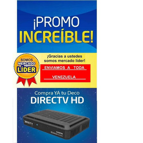 Cable Coaxial + Kit Decodificador Directv Hd Prepago 2019