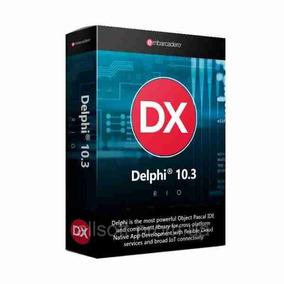 Rad Studio Delphi Rio 10.3.1 42 Componentes Unidac Intraweb