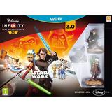 Juegos Wii U Disney Infinity 3.0 Kit Juego + Figuras Nuevo
