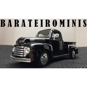 1:32 Ford F-1 1948 Black Sunnyside Barateirominis