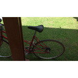 Bicicleta Pistera Mujer