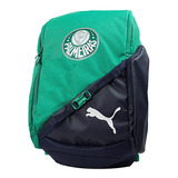 Mochila Puma Palmeiras Liga 076131 Verde