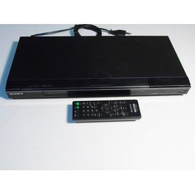 Dvd Player Sony Dvp-ns728hp C/ Cabo Hdmi E Entrada Usb