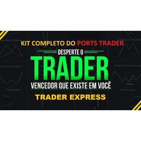 Kit Completo Do Ports Trader ( Com Todos Os Cursos Dele )
