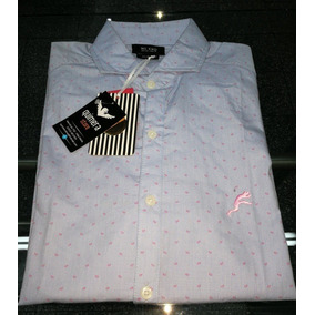 f240f5102bee7 Camisa Informal Hombre - Camisas Manga Larga de Hombre Azul claro en ...