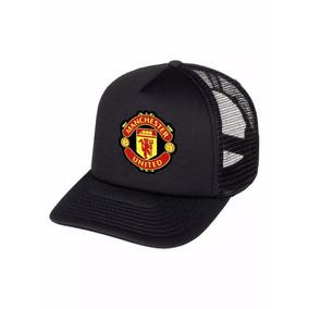 Bone Manchester United Branco Brinde - Acessórios da Moda no Mercado ... 353d9fcd9d4