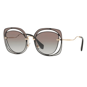 2897e3492d24b Óculos De Sol Miu no Mercado Livre Brasil