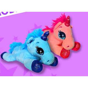 Unicornios De Peluche De 30 Cms (precio Unitario)
