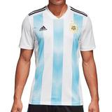 Jersey Oficial Seleccion De Argentina Hombre adidas Bq9324