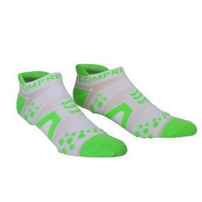 Calcetines Deportivos Correr V3 Run Low Cut Compressport Gr
