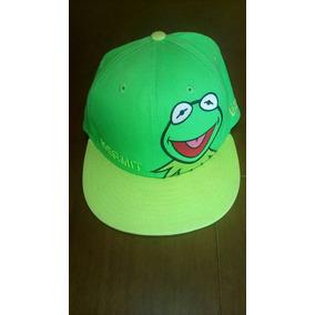 0e0949adc5903 Bone Muppets Kermit - Bonés no Mercado Livre Brasil