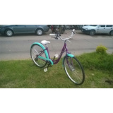 Bicicleta Beach Lady Crusier By Windsor