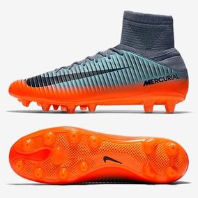 7bbbf946 Botines Botitas Nike Mercurial Veloce Ill Cr7 Talle 11 Us