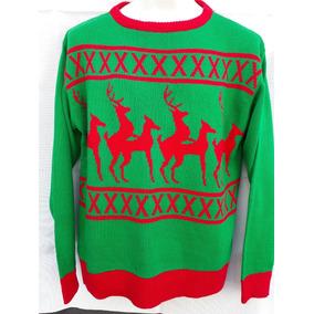 Ugly Sweater Christmas Feo Navidad Renos