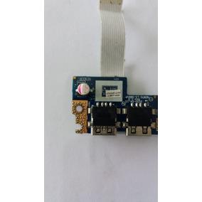 Placa Usb Notebook Acer 5551 / 5251 5741-7991 Frete Grátis