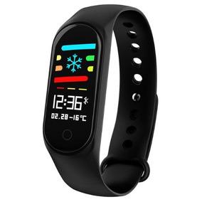 Relógio Smart Sincroniza Com Celular Ligação-mensagem