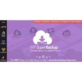 Super Backup E Clone V2.2 Migrate For Wordpress