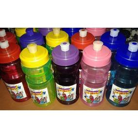 Paquete De 100 Cilindros 500 Ml Personalizados Color