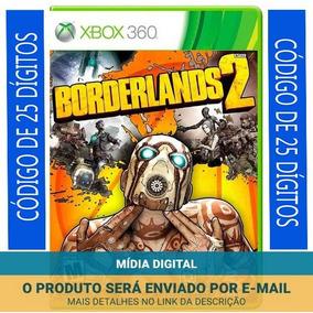 Jogo Borderlands 2 (mídia Digital) - Xbox 360