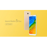 Xiaomi Redmi 5 Más Phablet 4gb Ram 64gb Rom Teléfono Tableta