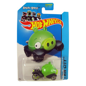 Hot Wheels Angry Birds Pig