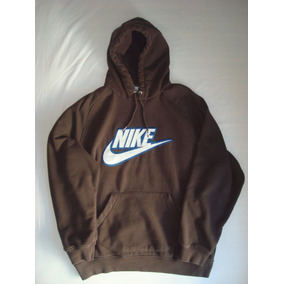 Sudadera Gorro/hoodie Nike Café Talla L Usada.