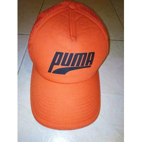Gorra Naranja Puma Unitalla Original