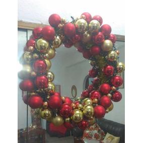 a4ede4459527f Bolas De Navidad Gigantes - Adornos Navideños en Mercado Libre Argentina