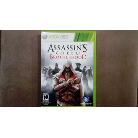 Jogo Assassins Creed Brotherhood Xbox 360 Original