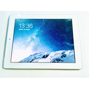 Tablet Apple Ipad 4 128gb, 4g + Wifi - Modelo A1459 Branco
