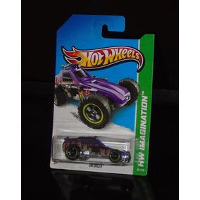 Hot Wheels Carro Minis Miniatura 1/64 Enforcer 2013