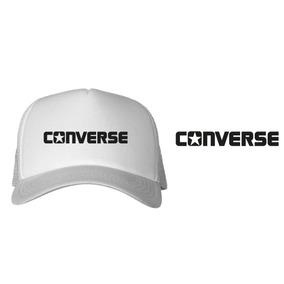 Gorra Converse Negra en Mercado Libre México 33f49a0f6ab