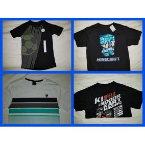 Franelas Juveniles Para Hombre Tallas - Franelas Hombre en Mercado ... 8d53f7c303f