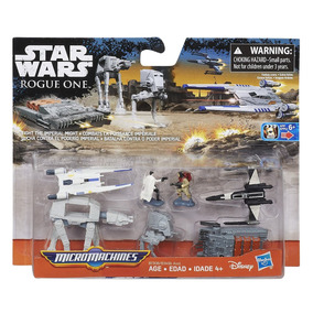 Auto Nave C/pers Micromachines Star Wars Lucha Poder Rdf1