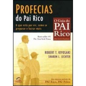 Livro Profecias Do Pai Rico