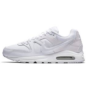 new product 37d93 50e90 Nike Air Max Command Triple White - Hombre