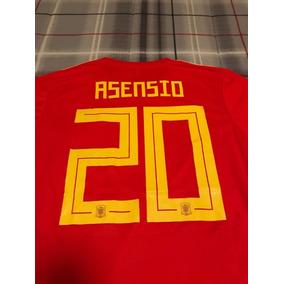 1bb4e91d001ad Jersey Asensio Local España Mundial 2018 Envío Gratis