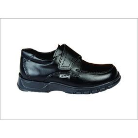 Zapato Escolar Negro Marca Grillito Calzado