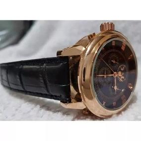 db0196cc520 Relogio Jaguar Fases Da Lua Dourado - Joias e Relógios no Mercado ...