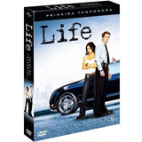 Dvd Life - 1ª Temporada (box C/ 4 Discos) Original E Lacrado
