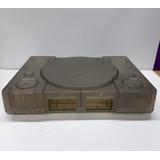 Carcaza Para Consola Play Station 1 Fat Transparente- Devoto