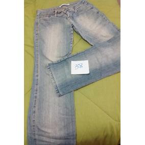 Lote Calças Bermudas Jeans Tam 38 5 Peças