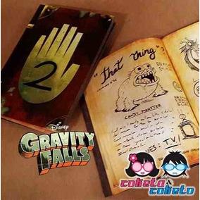 Gravity Falls Diario 2 Incluye Pluma De Tinta Invisible
