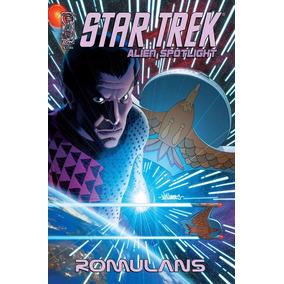 Idw Star Trek Alien Spotlight Romulans - Volume 2