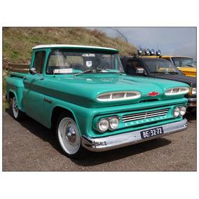 Libro De Despiece Camioneta Chevrolet Pick Up 1960 - 62 Pdf