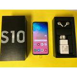 Samsung Galaxy S10 128gb - Troco Por iPhone