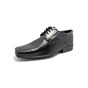 Sapato Social Masculino Tamanho Grande 44 Ao 50 De Amarrar