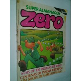 Hq - Superalmanaque Zero-n 19-rge-1985-usado