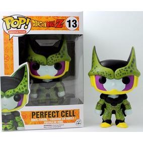 (frete Grátis) Dragon Ball Z Perfect Cell Boneco Pop Funko