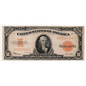 Estados Unidos 10 Dollares Pick 274